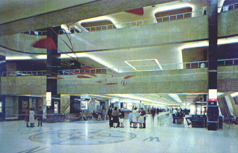 Former Pittsburgh International Airport Terminal