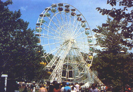 Kennywood's Ferris Wheel