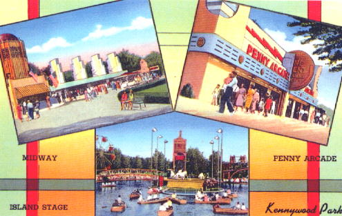 Vintage Kennywood